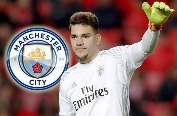 Ederson Moraes Bencfica to Manchester City, Ederson Moraes Bencfica, to Manchester City, Ederson Moraes, Bencfica to Manchester City, Ederson Moraes to Manchester City, Bencfica, pREMIER lEAGUE, lIGA iNGGRIS