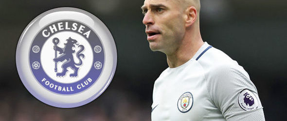 Willy Caballero Manchester City to Chelsea, Willy Caballero Manchester City, to Chelsea, Willy Caballero, Manchester City to Chelsea, Willy Caballero to Chelsea, Manchester City, Premier league, liga inggris