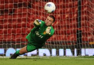 Sam Johnstone Manchester united, Sam Johnstone, Manchester united, Premier league, Liga inggris