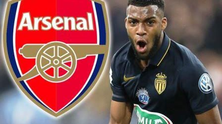 Thomas Lemar AS Monaco to Arsenal, Thomas Lemar AS Monaco, to Arsenal, Thomas Lemar, AS Monaco to Arsenal, Thomas Lemar to Arsenal, AS Monaco, Premier League, liga Inggris, Ligue 1, Liga Prancis