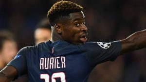 Serge Aurier PSG to Chelsea, Serge Aurier PSG to Manchester United, Serge Aurier PSG to Tottenham Hotspur, Serge Aurier PSG, to Tottenham Hotspur, Serge Aurier, PSG to Tottenham Hotspur, Premier League, Liga inggris, Ligue 1, Liga Prancis