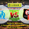 Prediksi skor Ligue 1 Marseille vs Rennes 11 September 2017, Prediksi skor Ligue 1, Marseille vs Rennes 11 September 2017, Marseille vs Rennes 2017, Ligue 1, Liga Prancis
