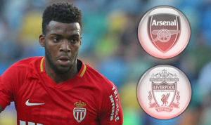 Thomas Lemar AS Monaco to Arsenal, Thomas Lemar AS Monaco, to Arsenal, Thomas Lemar, AS Monaco to Arsenal, Thomas Lemar to Arsenal, AS Monaco,  Ligue 1, Liga Prancis, Premier League, Liga inggris, Thomas Lemar AS Monaco to Liverpool