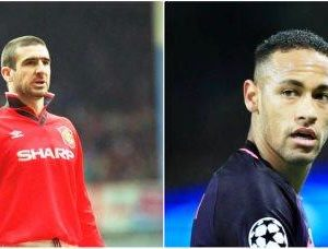 Eric Cantona, Neymar, Ligue 1, Paris Saint Germain